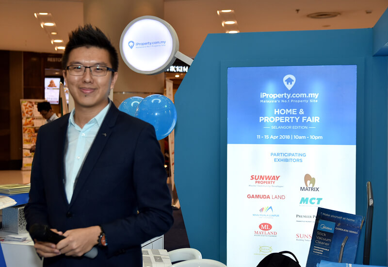 iProperty Expo Keynote Speaking 14 Apr 2018